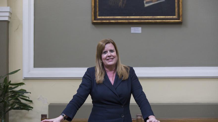 La alcaldesa de Langreo se reincorpora tras superar el coronavirus