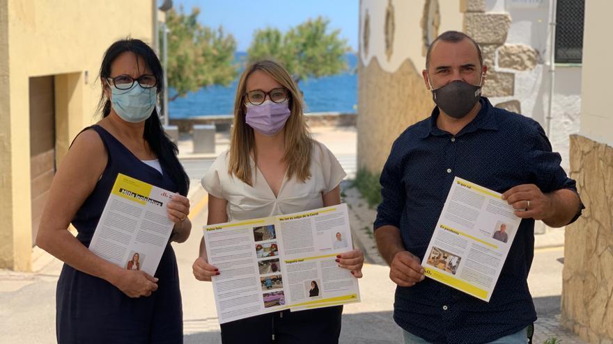 ERC l'Escala edita un butlletí repassant la feina feta