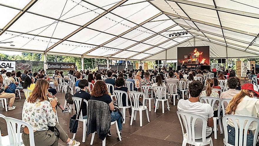 O Festival de Cans, elixido entre os mellores de Galicia