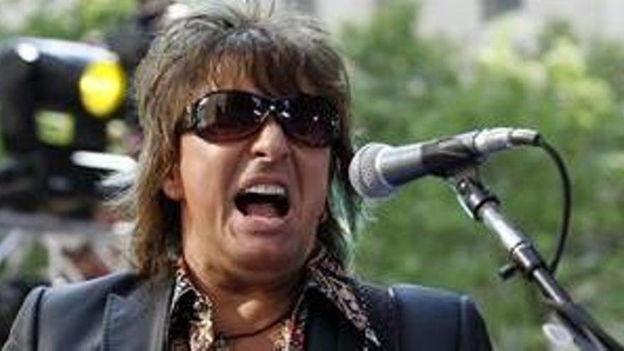 Richie Sambora abandona un tiempo Bon Jovi