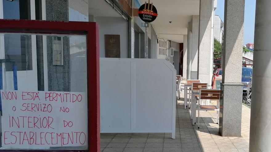 La Xunta eleva a restricciones máximas a once nuevos concellos del área sanitaria coruñesa