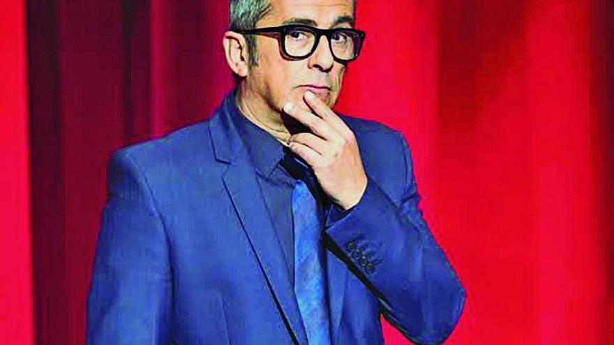 El presentador Andreu Buenafuente recibe el Premio Nacional de Televisión 2020