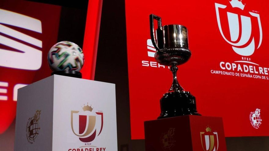 Málaga, Marbella y CD Rincón esperan rival en Copa del Rey