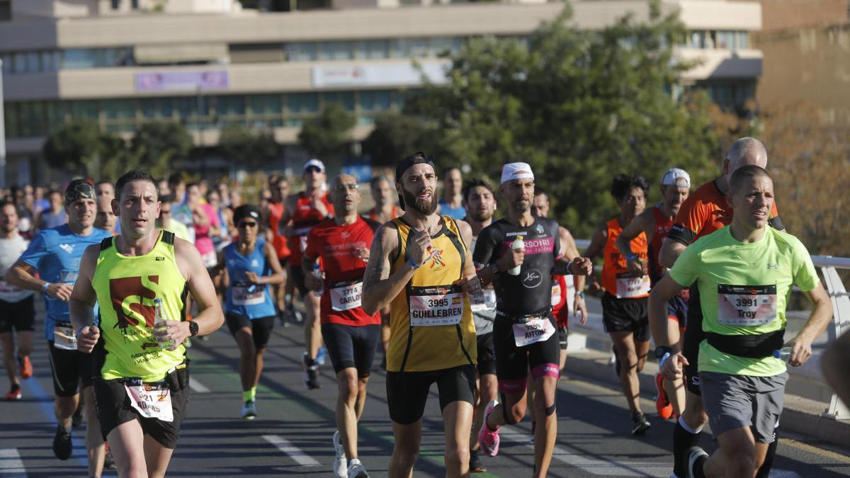 El Maratón de Valencia incluirá a 25 corredores de la Comunitat