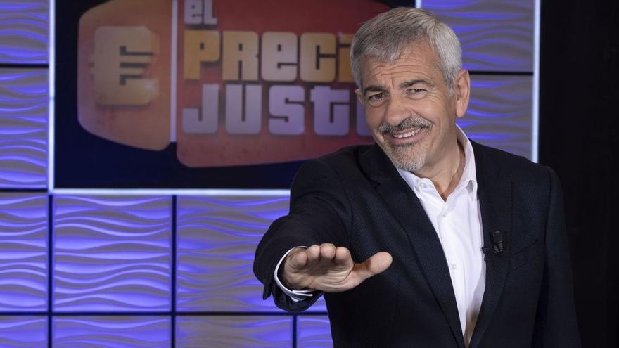 """'El precio justo' salta de Telecinco a Cuatro por los """"ajustes de programación"""" de la Eurocopa 2020"""