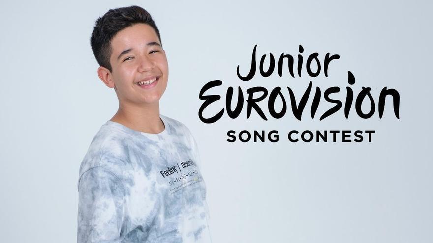 Levi Díaz, último ganador de 'La Voz Kids', representará a España en Eurovisión Junior