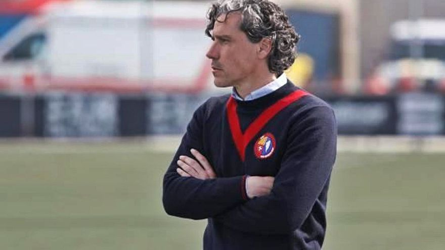 Raúl Garrido entrenará al CD Ibiza en su debut en la Segunda RFEF