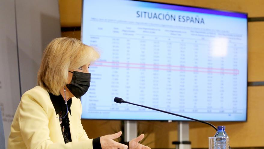 Casado considera que Castilla y León ya ha alcanzado el pico de la cuarta ola de la pandemia