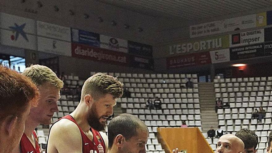 El Bàsquet Girona ja coneix la llista definitiva dels    19 equips que formen la LEB Or