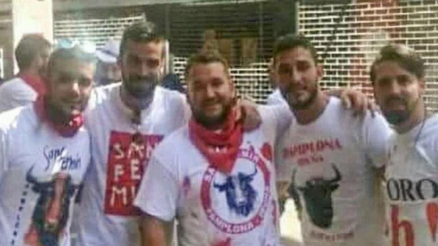 Condenado a un año y medio de cárcel el autor del 'Tour de la Manada'