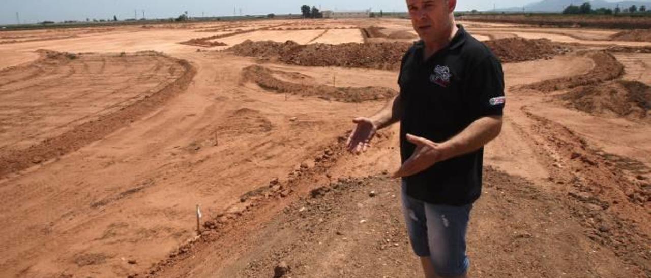 Medio Ambiente y la CHJ aceptan   el macrocirtuito de Guadassuar
