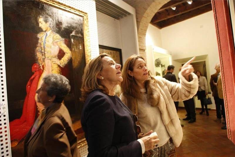 Inauguración del Museo Taurino