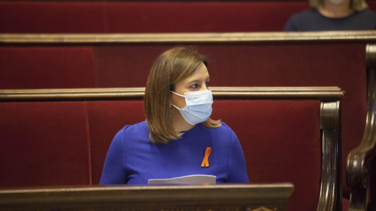 María José Catatlá, portavoz del PP en la corporación local