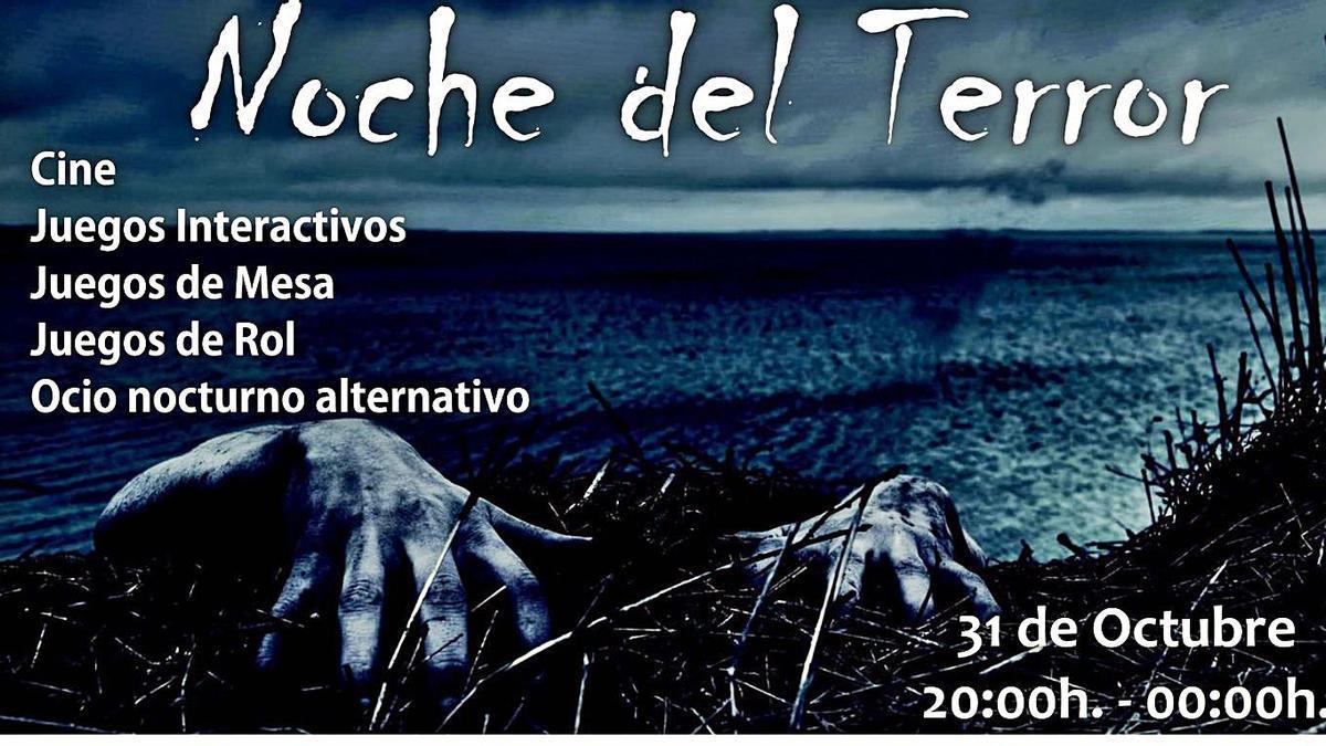 Lanzarote prepara una noche terrorífica