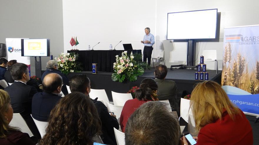 Nueve conferencias en la Sepor Commodities Exchange de Lorca