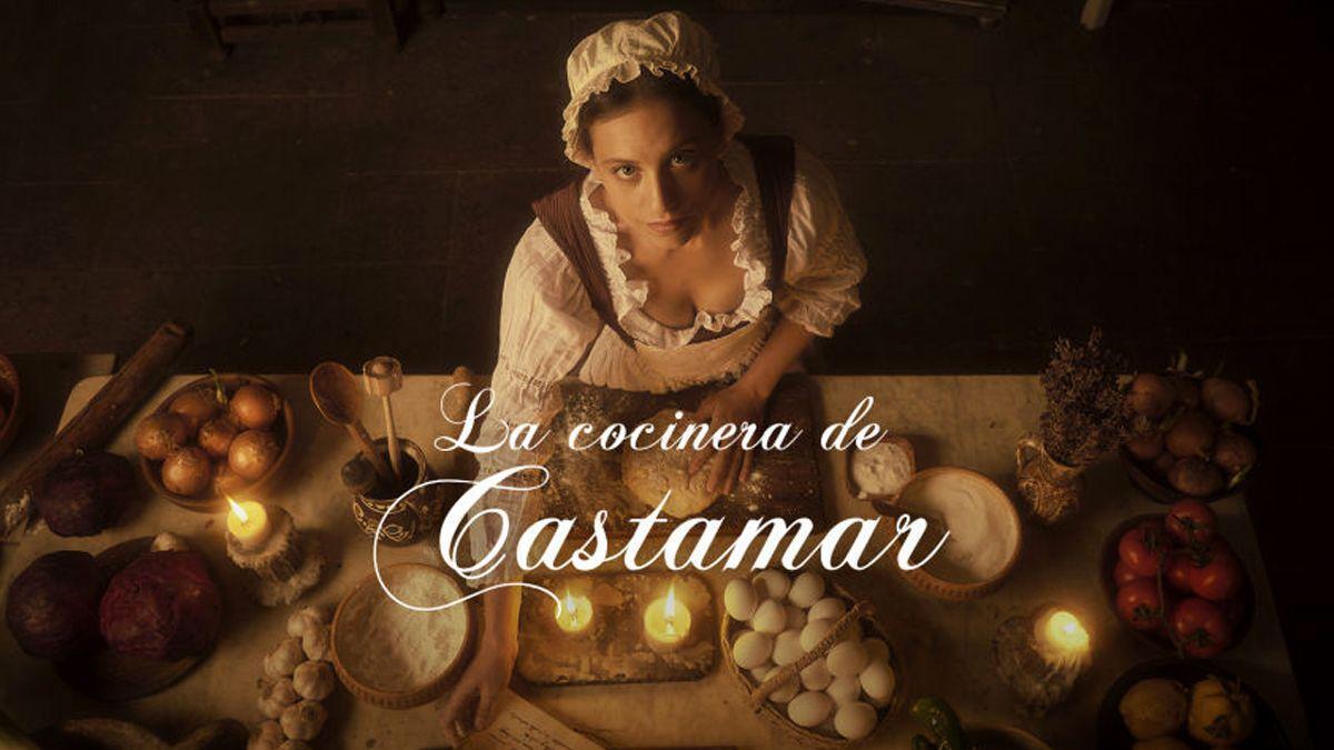 Imagen promocional de 'La cocinera de Castamar'