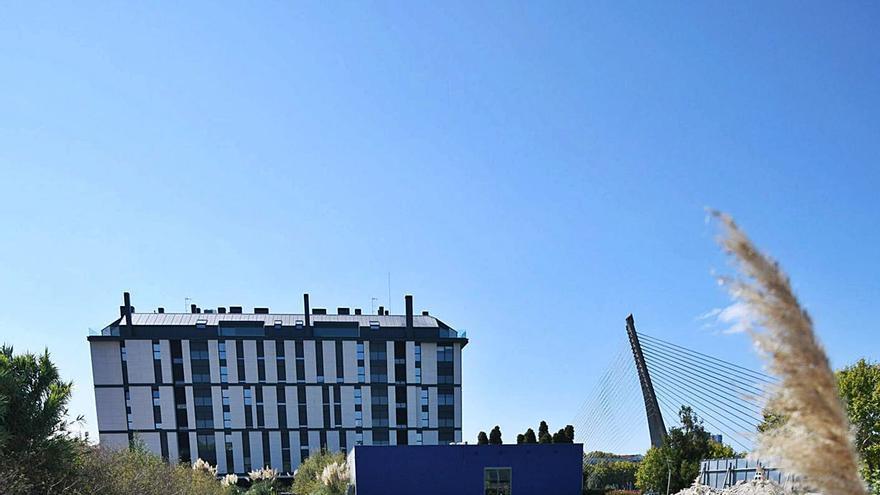 El despegue inmobiliario de Pontevedra se revela en Tafisa y A Parda