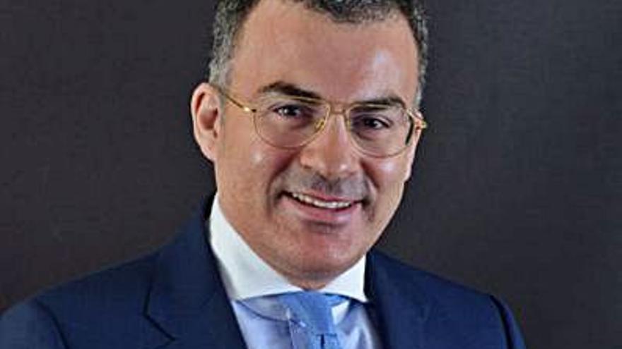Pedro Mouriño, elegido presidente del Club Financiero