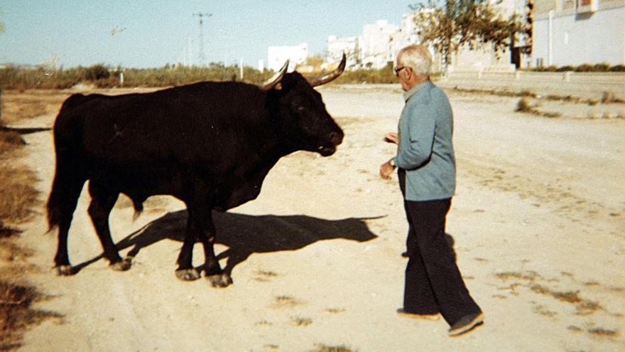 Paco 'El Llandero', el eterno taurino
