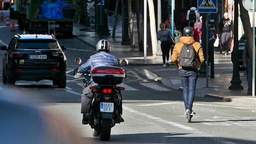 Alicante ofrecerá 746 vehículos eléctricos de alquiler entre patinetes y bicicletas