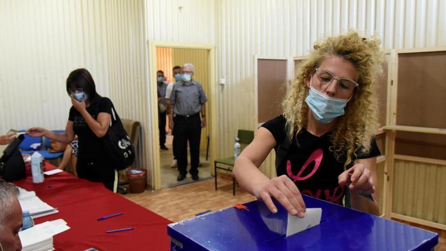 El gubernamental DPS y la coalición opositora, casi empatados en Montenegro