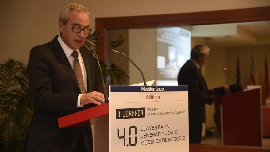 Geopolítica e investigación protagonizan la Jornada de Industria 4.0 de 'Mediterráneo'