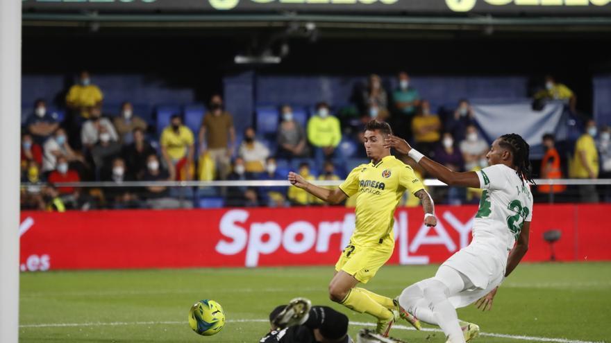 Gerard, Chukwueze y Raba, son baja en el Villarreal para medirse al Real Madrid