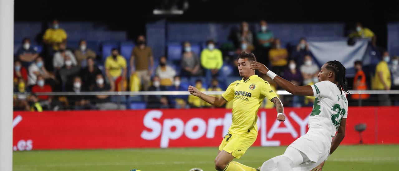 Gerard, Chukwueze y Raba se quedan fuera de la lista del Villarreal