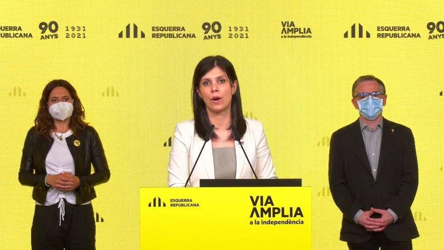 ERC exigeix a Junts tancar l'acord d'investidura i de govern abans de l'1 de maig