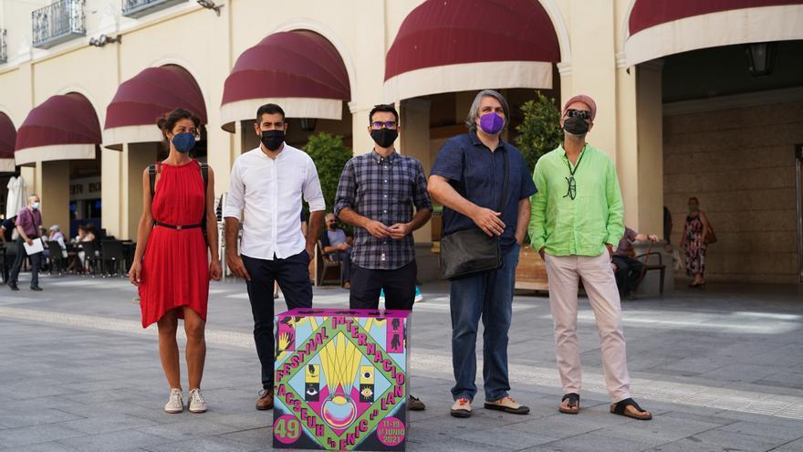 El Festival de Huesca estrena en Aragón el filme 'Armugán'