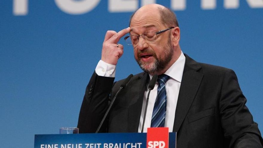 Schulz renuncia a ser ministro de Exteriores con Merkel