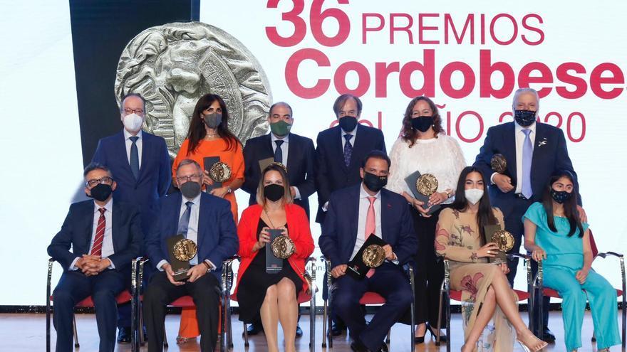 Diario CÓRDOBA entrega en su 80 aniversario los Cordobeses del Año 2020