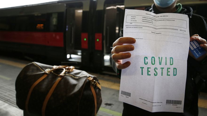 El Gobierno de Italia convierte en obligatorio el pasaporte verde COVID para todos los trabajadores