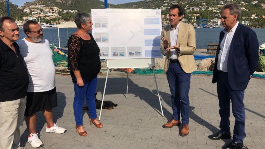 Investitionen über 2,5 Millionen Euro für Port d'Andratx