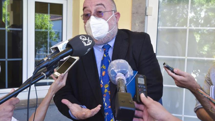 """Díaz Tejera: """"Las personas conflictivas o violentas deben ser expulsadas"""""""