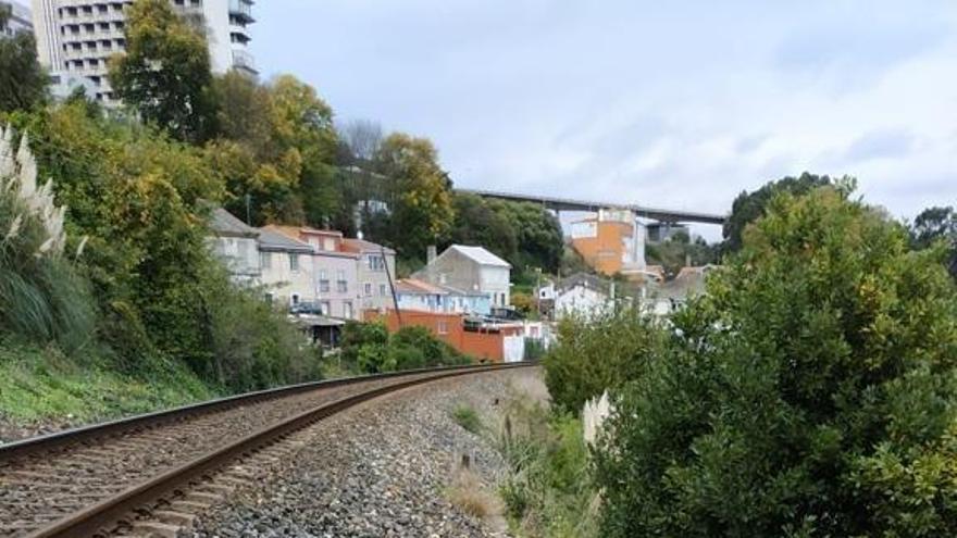 Restablecido el tráfico ferroviario entre O Burgo y A Coruña