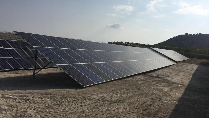 La Región genera ya cerca del 10% de la energía solar que se produce en España