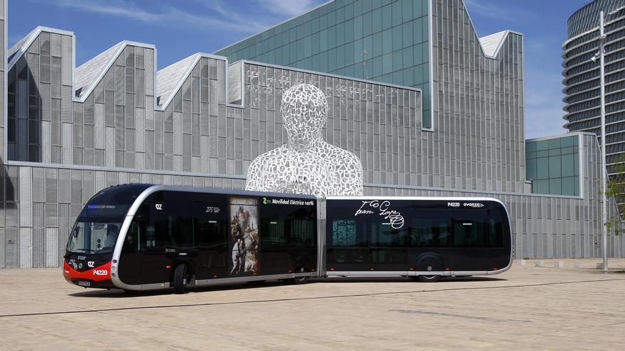 El PSOE de Zaragoza critica la externalización del diseño de la futura red de autobuses