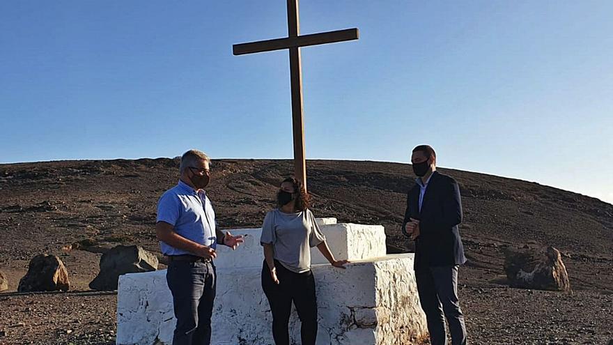 La investigación arqueológica de San Marcial de Rubicón se amplía un año
