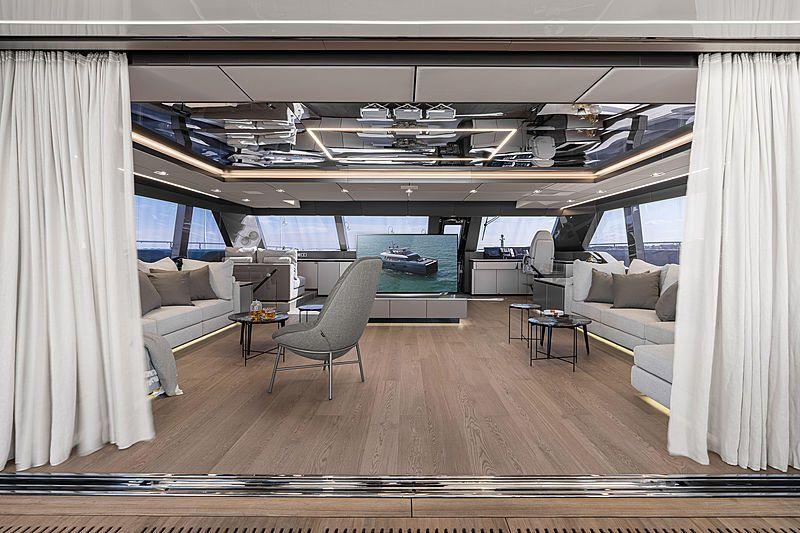 Los secretos mejor guardados del nuevo barco de Rafa Nadal