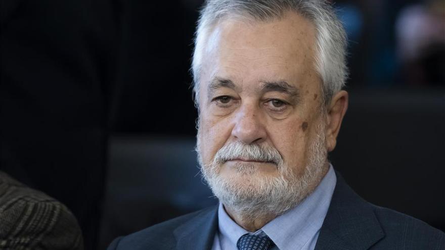 """Griñán apela al Supremo la sentencia de los ERE y achaca la condena a """"presunciones de presunciones"""""""