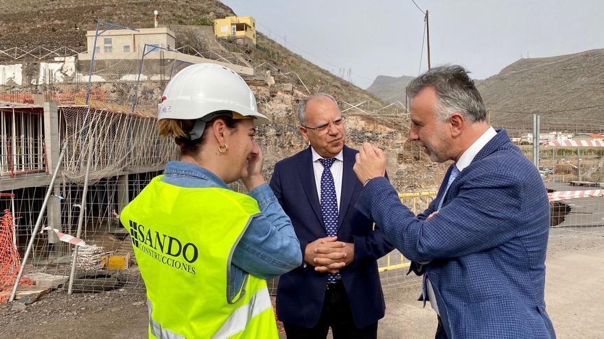 El nuevo centro sociosanitario de La Gomera dispondrá de 200 plazas
