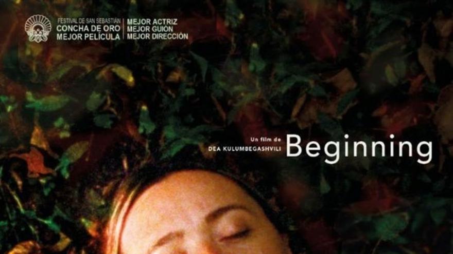 Cine: 'Beginning'. Dea Kulumbegashvili (2020)