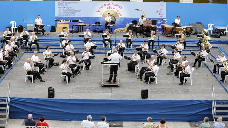 Concierto de la Banda a favor de los Cuerpos y Fuerzas de Seguridad del Estado