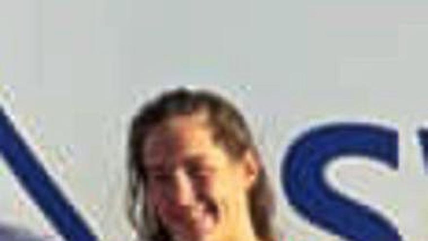 Paula Otero se clasifica para la final de 800