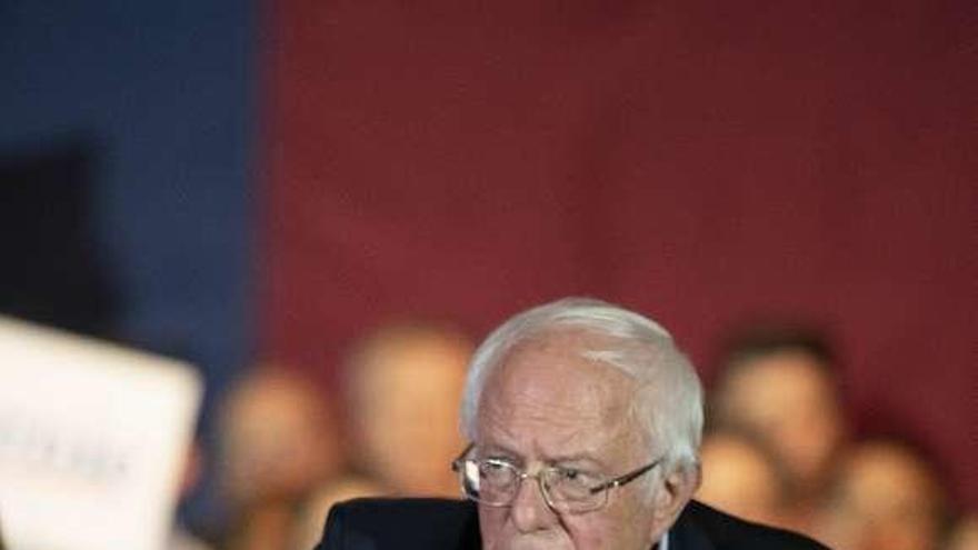 Sanders arrolla en Nevada y se consolida como el favorito de las primarias demócratas