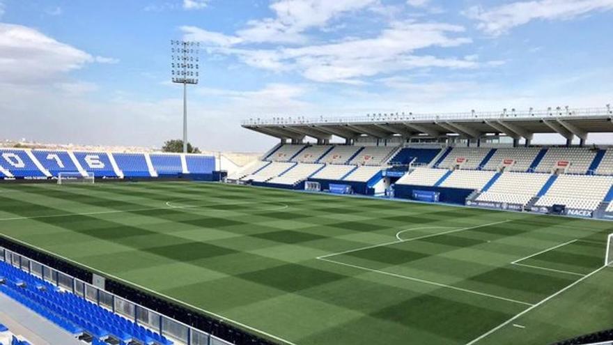 El Real Mallorca elige Butarque como campo alternativo