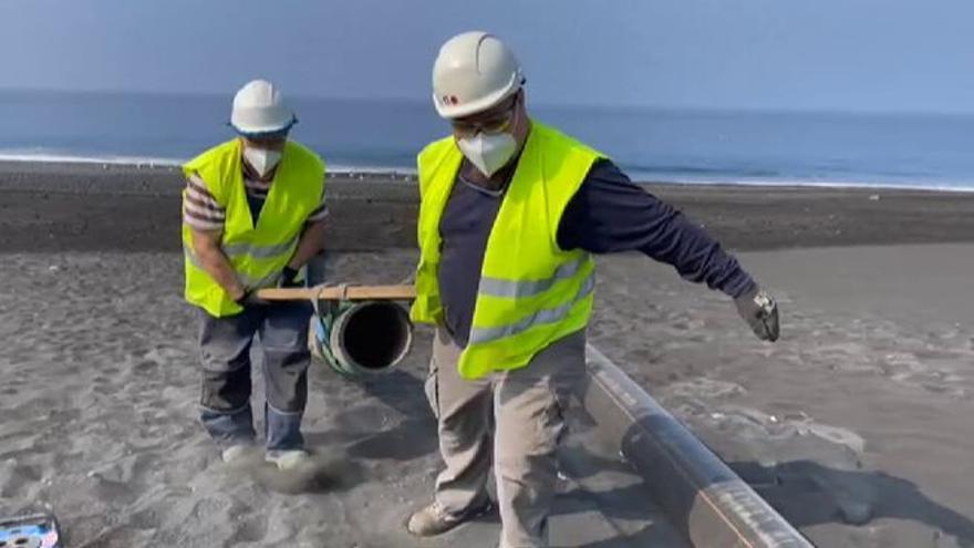 Las desaladoras de La Palma ya están a pleno funcionamiento