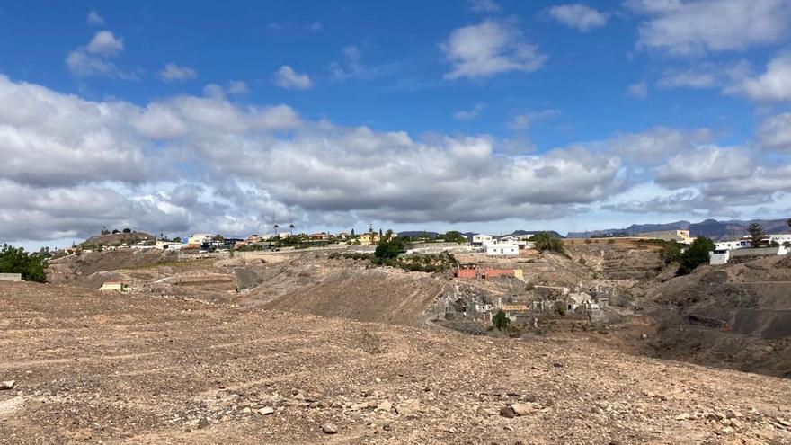 El Sur legalizará 100 viviendas en Lomo Los Azules y Las Cuatro Matas