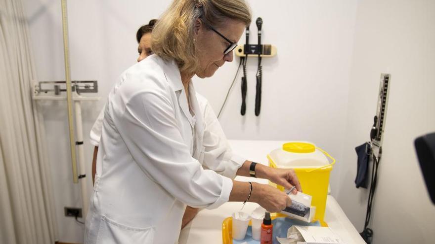 Arranca la vacunación contra la gripe en A Coruña